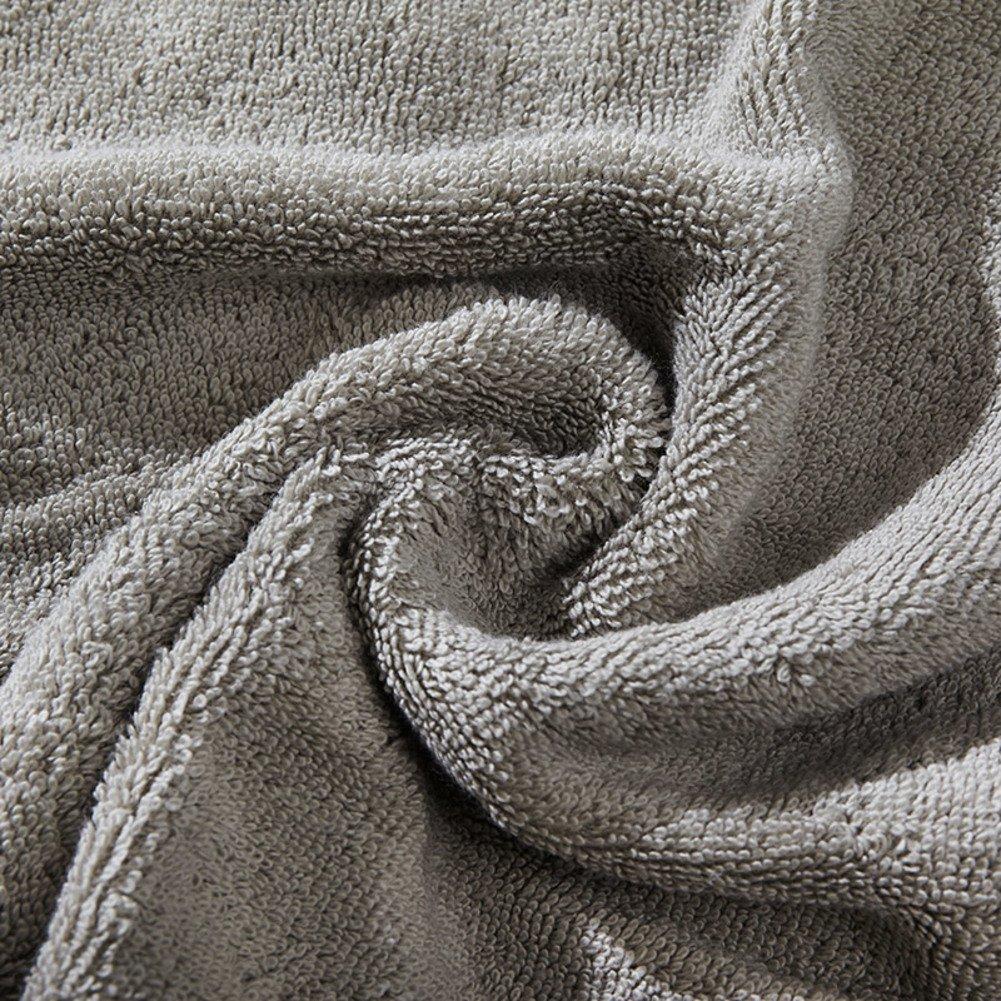 plain sponge cotton bath towel/Sponge cotton increased thick soft towels of absorbent adult child-B