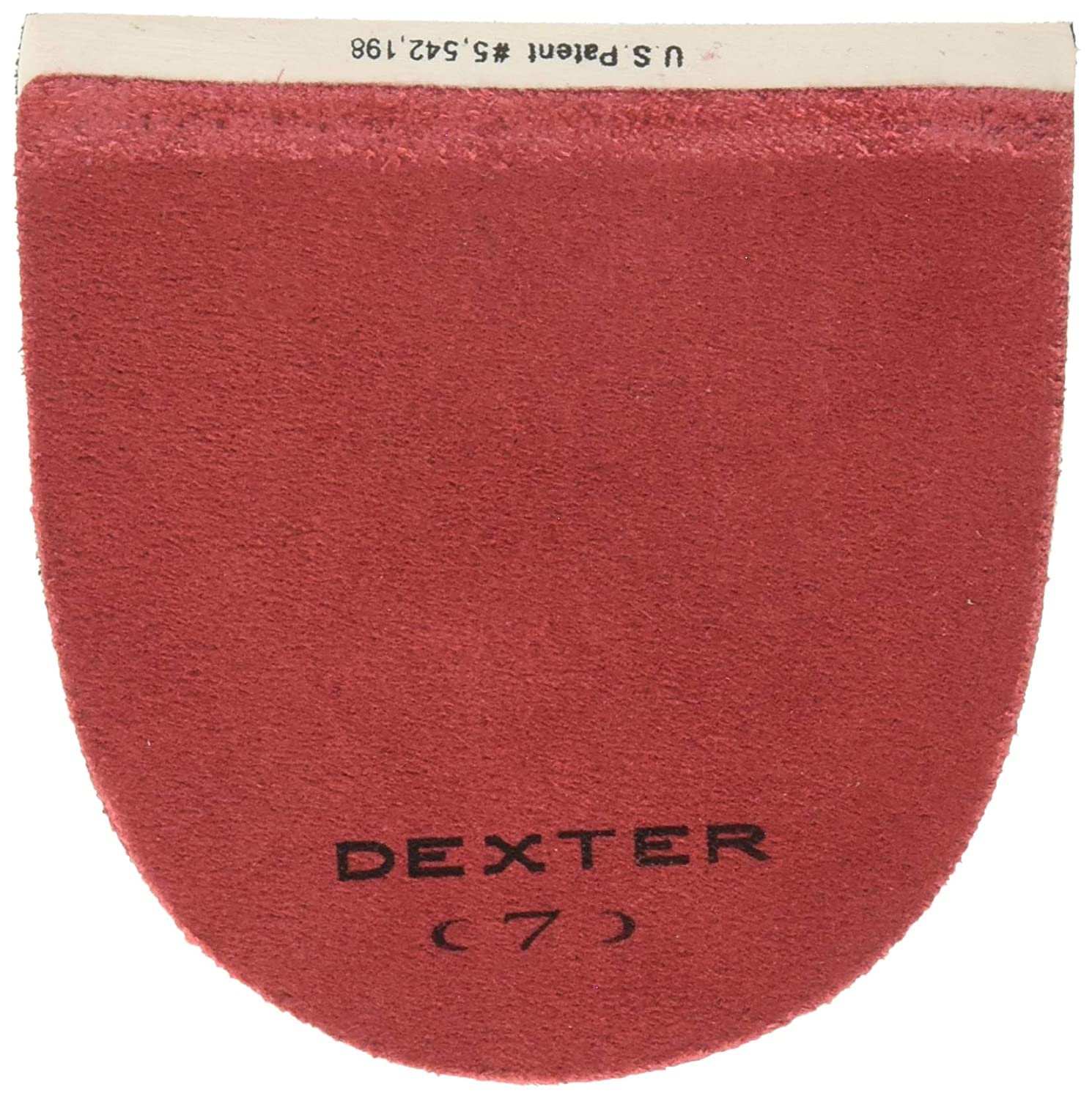 Dexter H7 Leather Heel Bowling Accessory - Red PD490