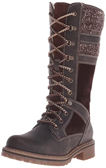 100% credibility Colony' Waterproof Boot Women Womens Black/ Grey Oil Suede Bos Co Womens Boots