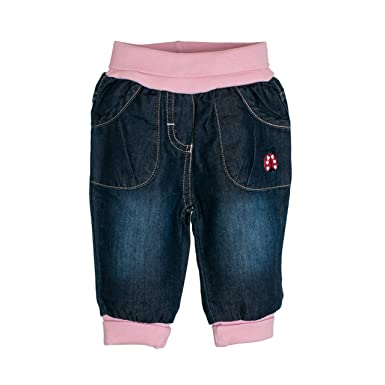 SALT AND PEPPER Baby-M/ädchen B Basic Jeans