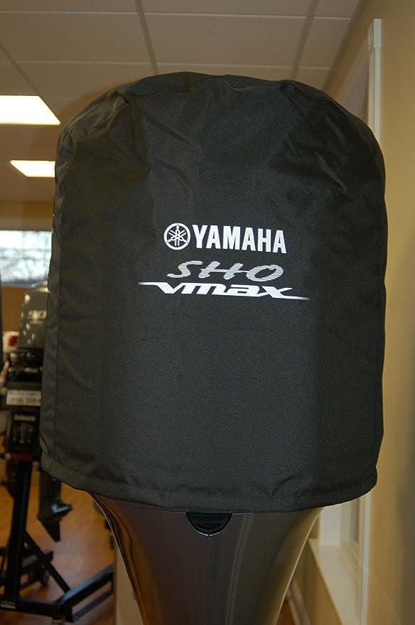 Yamaha New OEM MAR-MTRCV-ER-SH Motor Cover, SHO MO MARMTRCVERSH