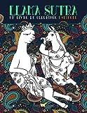 Lama Sutra: Un Livre De Coloriage Espiègle: Thème du Kama Sutra avec des lamas, des paresseux et des licornes