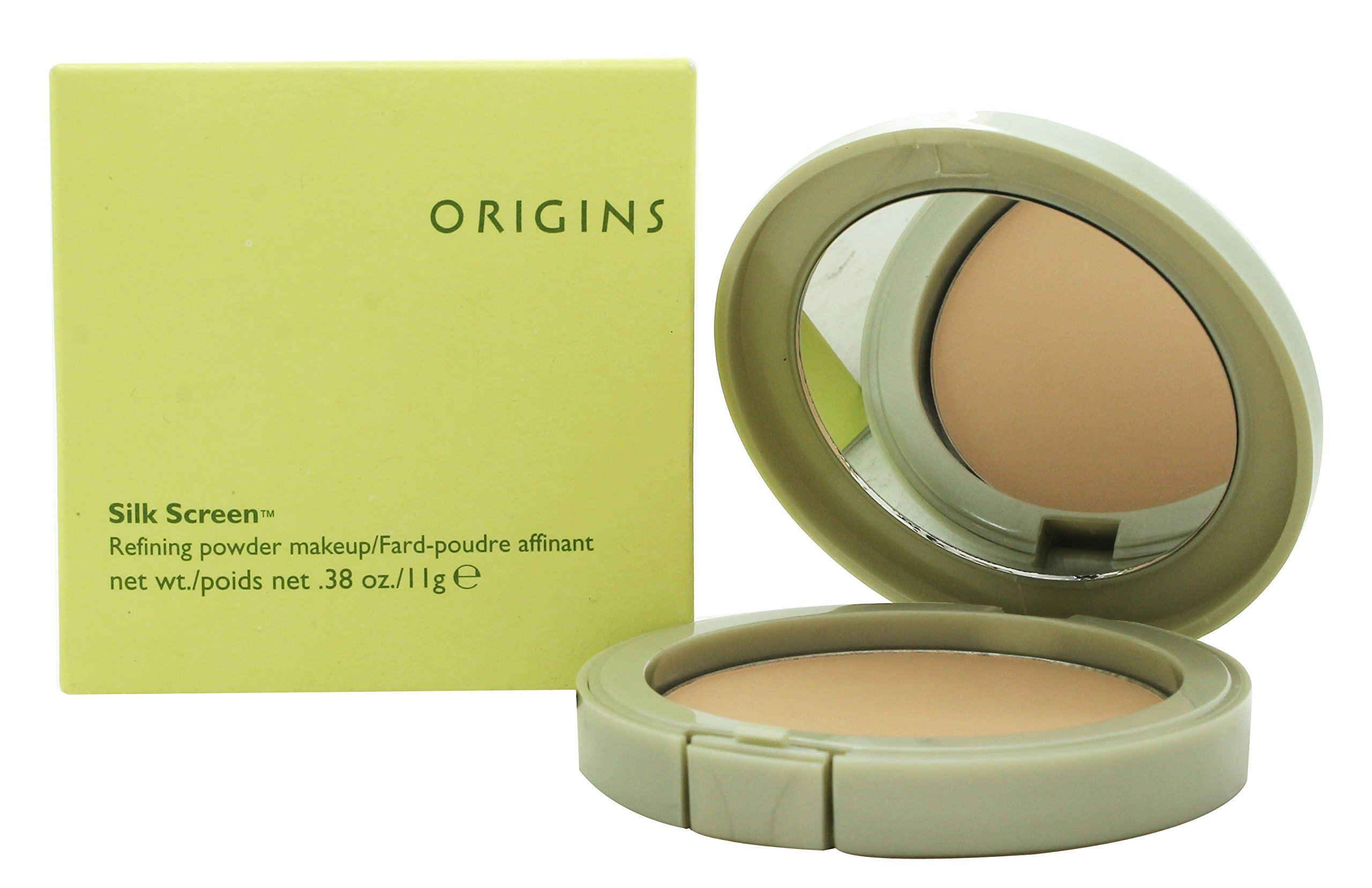 Origins Silk Screem Refining Face Powder Camel