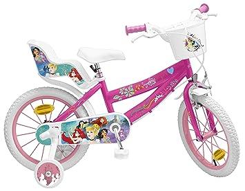 b687b6e6879a8 Toimsa Disney Princess Vélo pour Fille-Princesses Disney-16 de 5 à 8 Ans