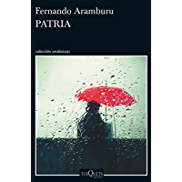 Patria (Spanish Edition) book cover