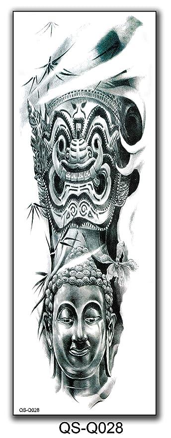 tzxdbh 5 Unids-Brazo Completo Tatuaje Palos Brazo Entero Brazo ...