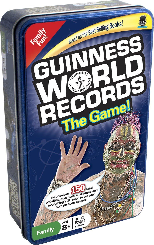 Guinness World Records The Game: Amazon.es: Juguetes y juegos