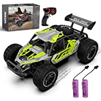 QUN FENG Remote Control Car-1:16 2WD RC Cars 18km/h Fast RC CAR Off-Road Vehicle 2.4GHz Radio Racing Cars with 2…
