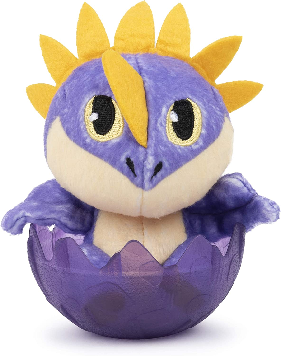 NEW How to Train Your Dragon Hidden World Egg Hookfang Soft Plush Toy