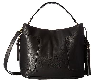 bc4a0cfad5cf Steve Madden Women s Bkoltt Studd Black Handbag  Handbags  Amazon.com