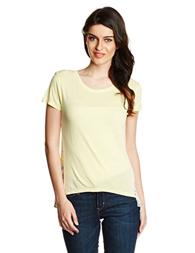 United Colors of Benetton Women's Printed T-Shirt Tees at amazon