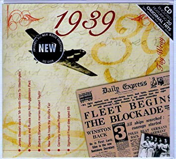Amazon.com: cdcard Company 1939 – El Clásico Años CD ...