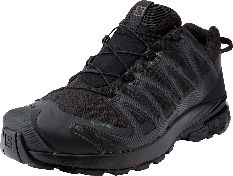 Salomon XA PRO 3D V8 GTX Zapatillas De Trail Running Y Sanderismo Impermeables Versión Màs Ligera, para Hombre