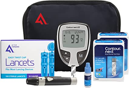 dispositivo de lanceta para diabetes con estatinas