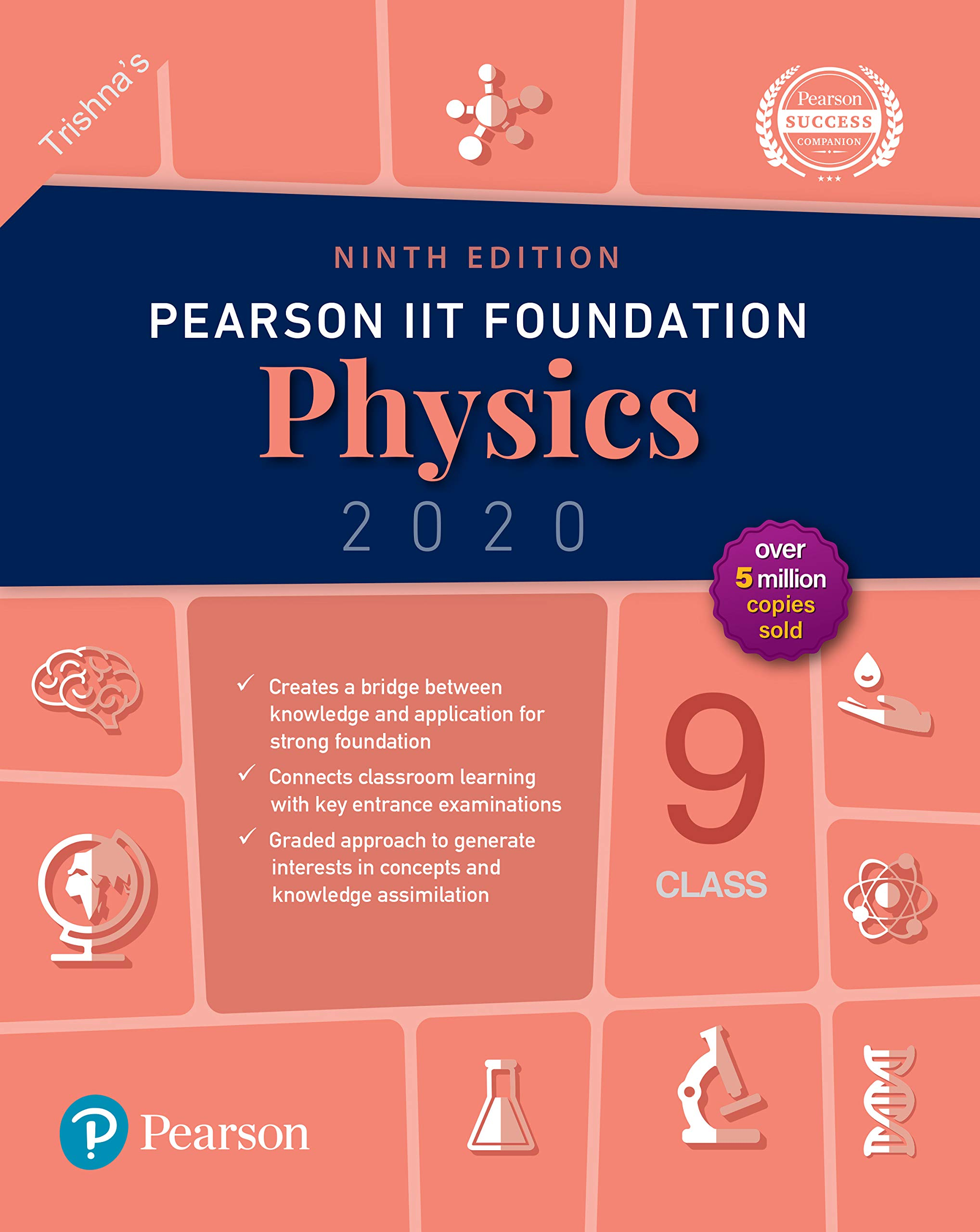 Pearson IIT Foundation Series Class 9 Physics 2020 Edition By Pearson
