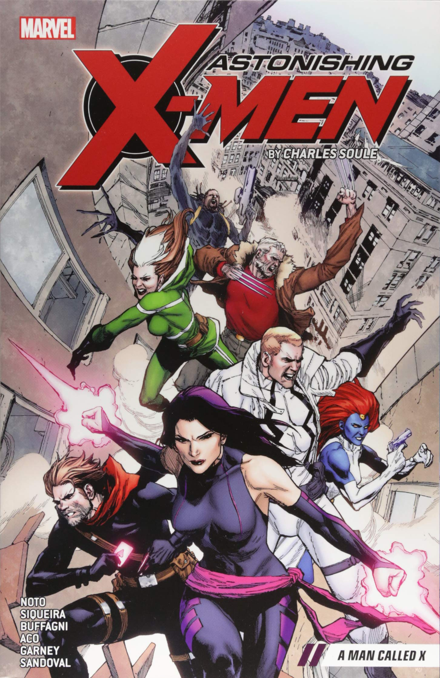 Read Online Astonishing X-Men by Charles Soule Vol. 2: A Man Called X ebook