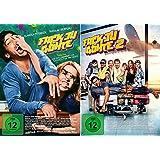 Fack ju Göhte / Fuck you Göthe 1+2 im Set - Deutsche Originalware [2 DVDs]