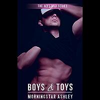 Boys & Toys (Ace's Wild Book 9) (English Edition)