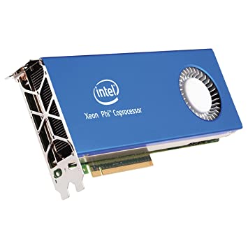 Intel Xeon Phi 3120A Heptapentaconta-core (57 Core) 1.10 GHz Coprocessor - PCI Express x16