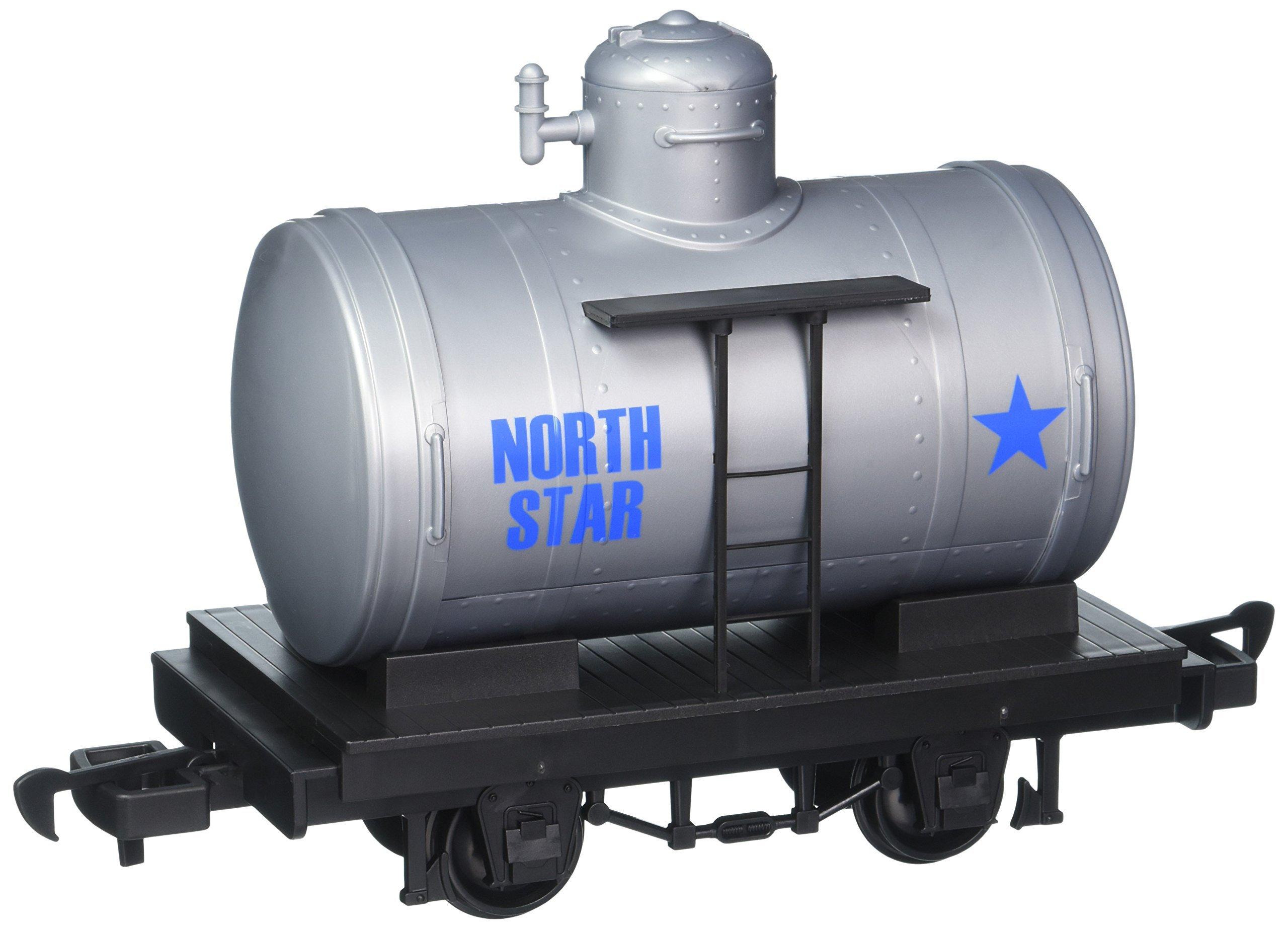 Bachmann Industries Li'l Big Haulers North Star G-Scale Tank Car, Large