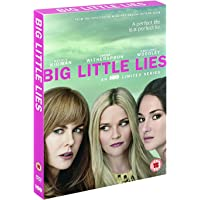 Big Little Lies: The Complete Season 1 (3-Disc Box Set) (Slipcase Packaging + Fully Packaged Import) (Award Winning Series - 2018)