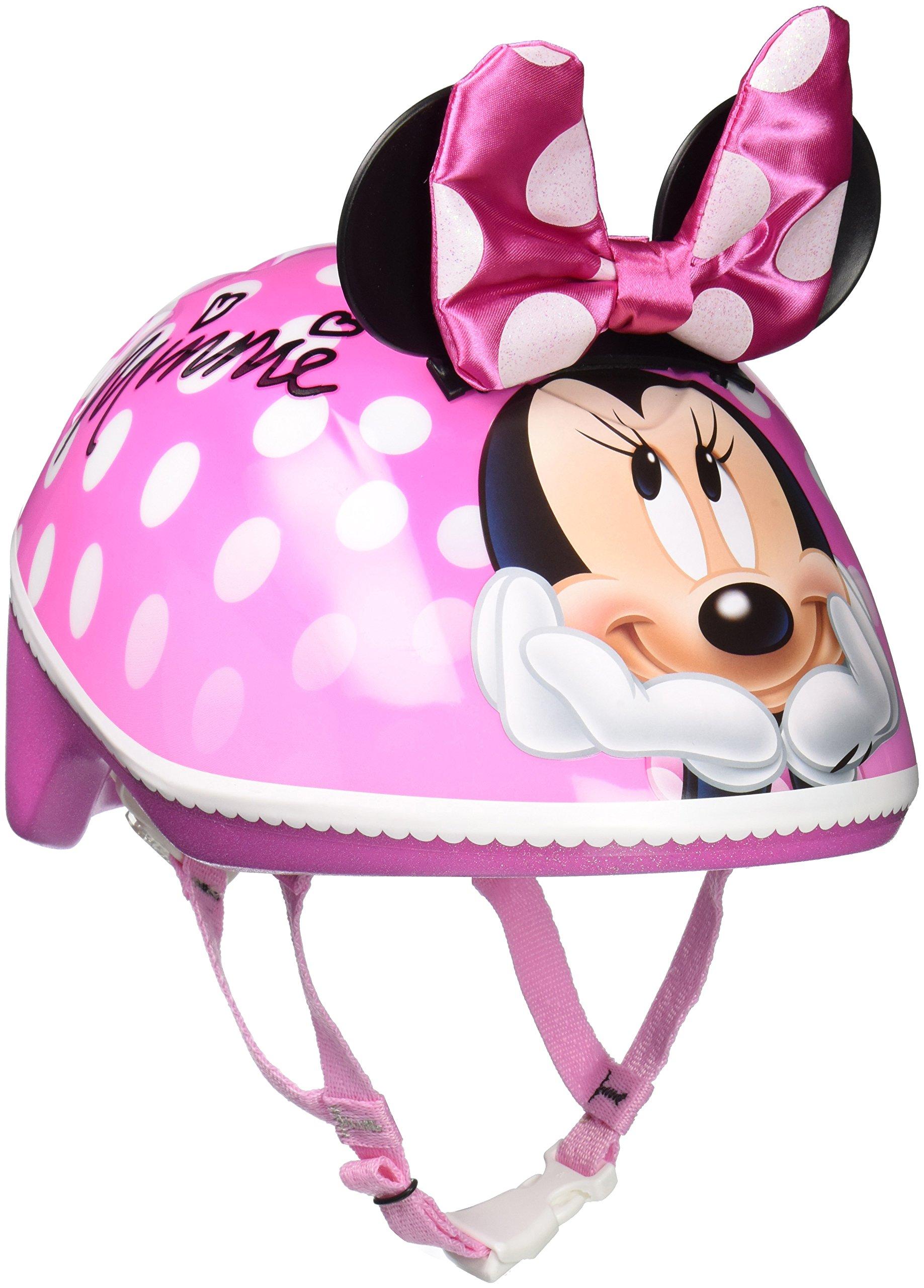 Bell 7059827 3D Minnie Me Bike Helmet