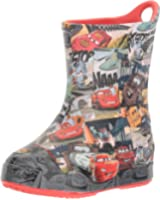 Crocs Kids' Bump It Cars K Rain Boot