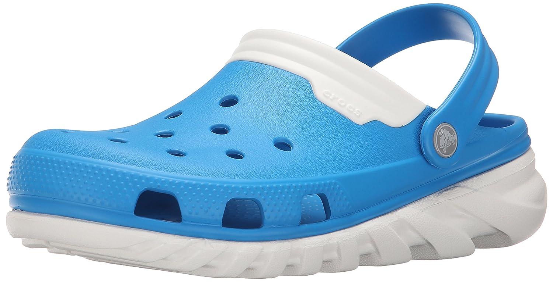 Crocs Duet Sport Max - Zuecos de sintético para Hombre 48/49 EU|Blu (Ocean/White)