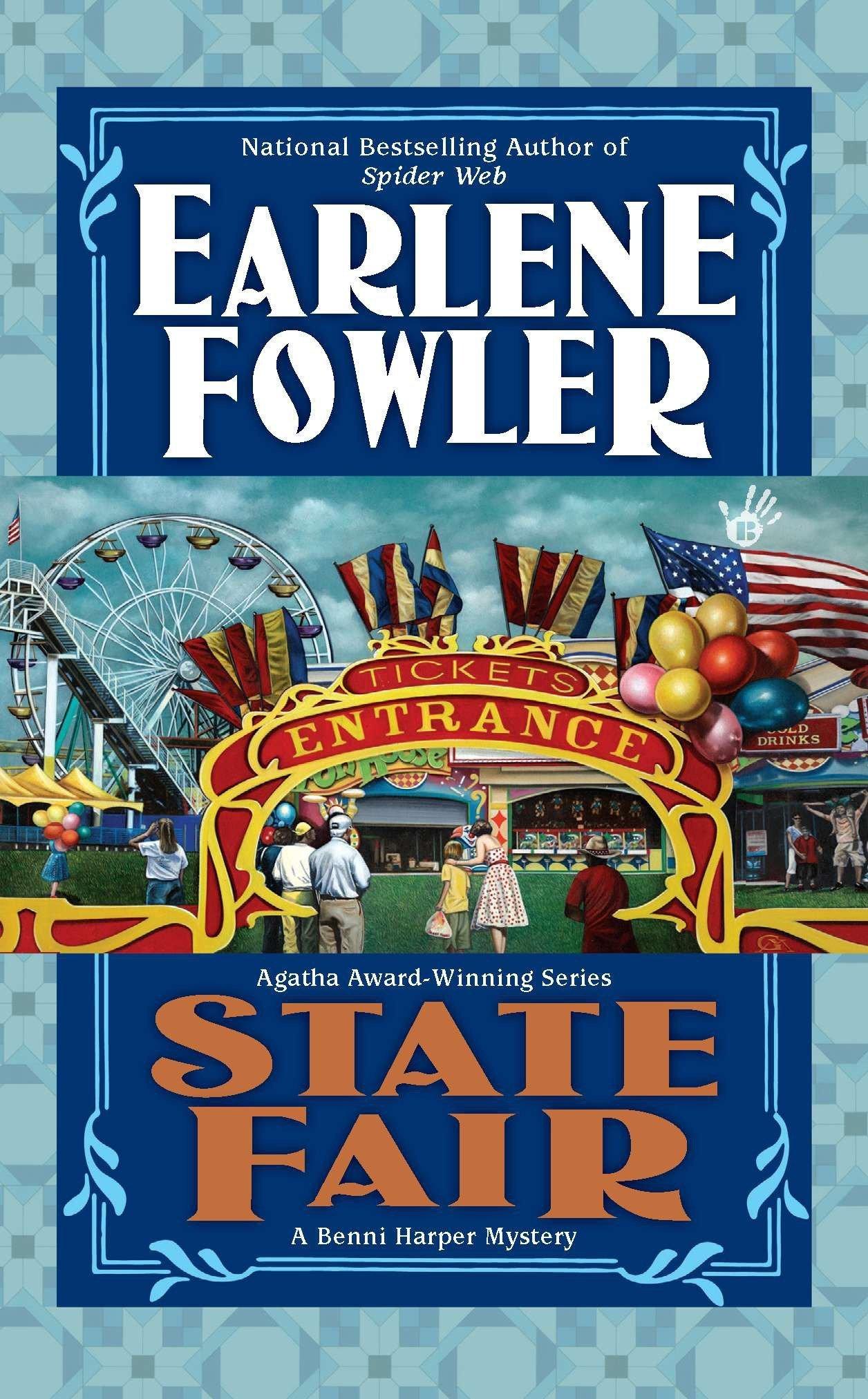 Download State Fair (Benni Harper Mystery) pdf
