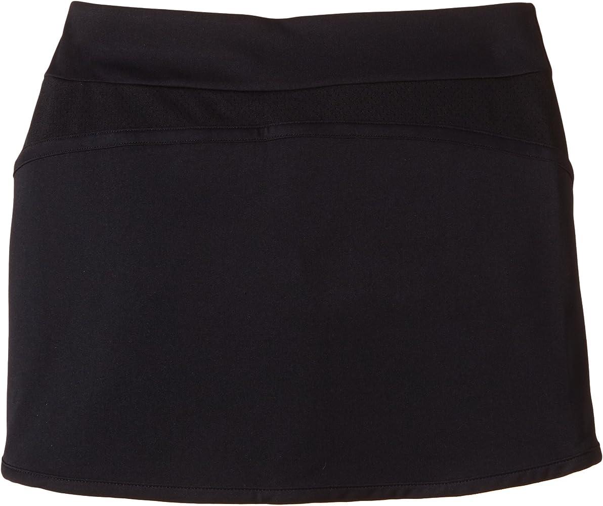 Wilson WRA710901SM, Falda de tenis para niña, Negro, XS: Amazon.es ...