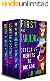 First and Fabulous: Detective Debuts To Die For