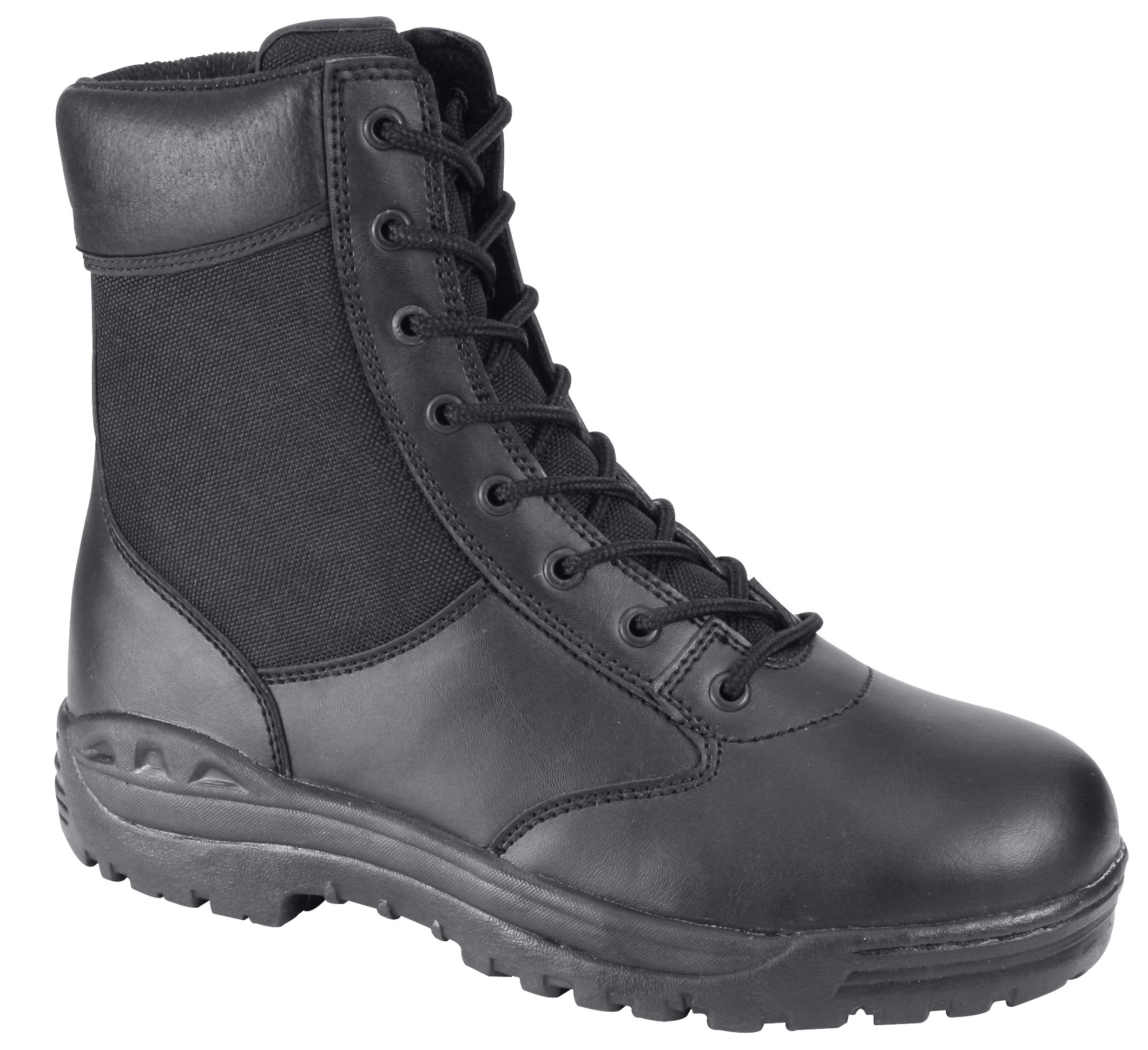 Rothco 8'' Forced Entry Security Boot, Black, 9.5