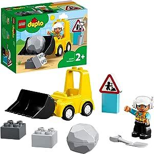 LEGO DUPLO Construction Bulldozer 10930 Building Kit