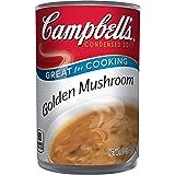 Campbell'sCondensed Golden Mushroom Soup, 10.5 oz. Can