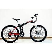 YOUMA Folding Mountain Bicycle