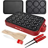 Health and Home Multifunction Nonstick Baking Maker with 3 Interchangeable Baking Plates for Fried Eggs, Fried Steak…