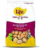 Life Nocciola Piemonte Igp Sgusciata Tostata - 2 Confezioni da 200 g