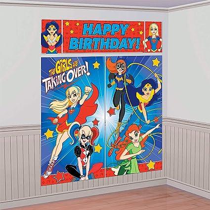 Amazon.com: Fun Express – Set de escenas de superhéroes para ...