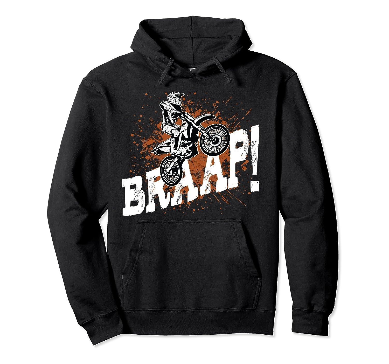 Braap Hoodie Men Women Youth Motocross Hoodies Gift-alottee gift