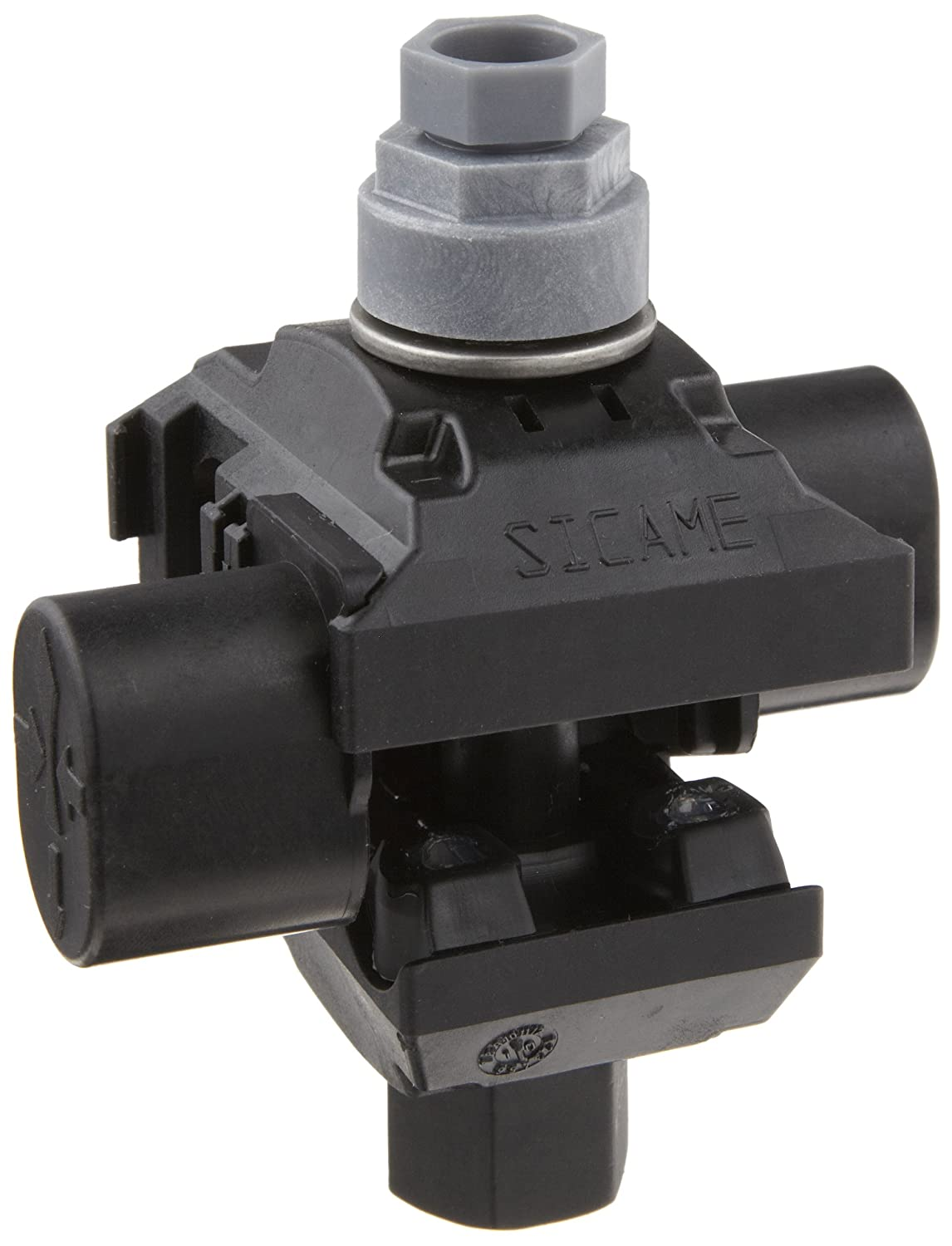 Morris Products 96106 Above Ground Insulation Piercing Connector 2-10 Tap Range 1 Port 1//0-8 Main Range