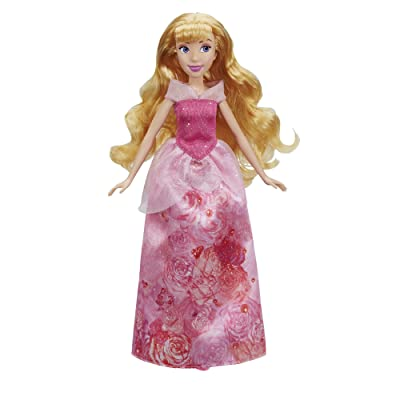Disney Princess Royal Shimmer Aurora Doll: Toys & Games