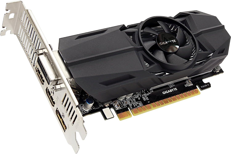 Gigabyte GeForce GTX 10502GB scheda grafica nero (gv-n1050d5–2GD) 4 go