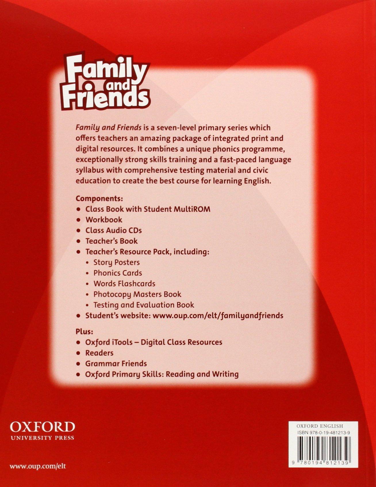 Family and friends 4 audio class cd скачать бесплатно