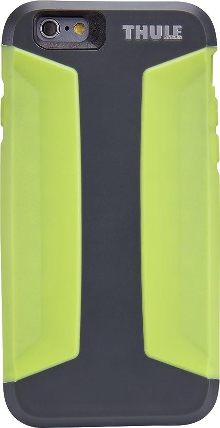 15 opinioni per Thule Taie-3124 Atmos X3 Custodia per iPhone 6, Verde/Grigio