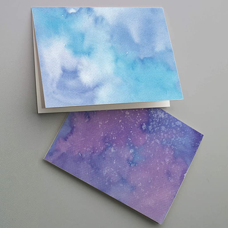 Watercolor Greeting Cards Handmade Nature Cards Assorted Birthday Cards Mixed Card Set Choose 12 Art Cards Notecard Stationery gift