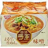 日清 ラ王 味噌 5食入