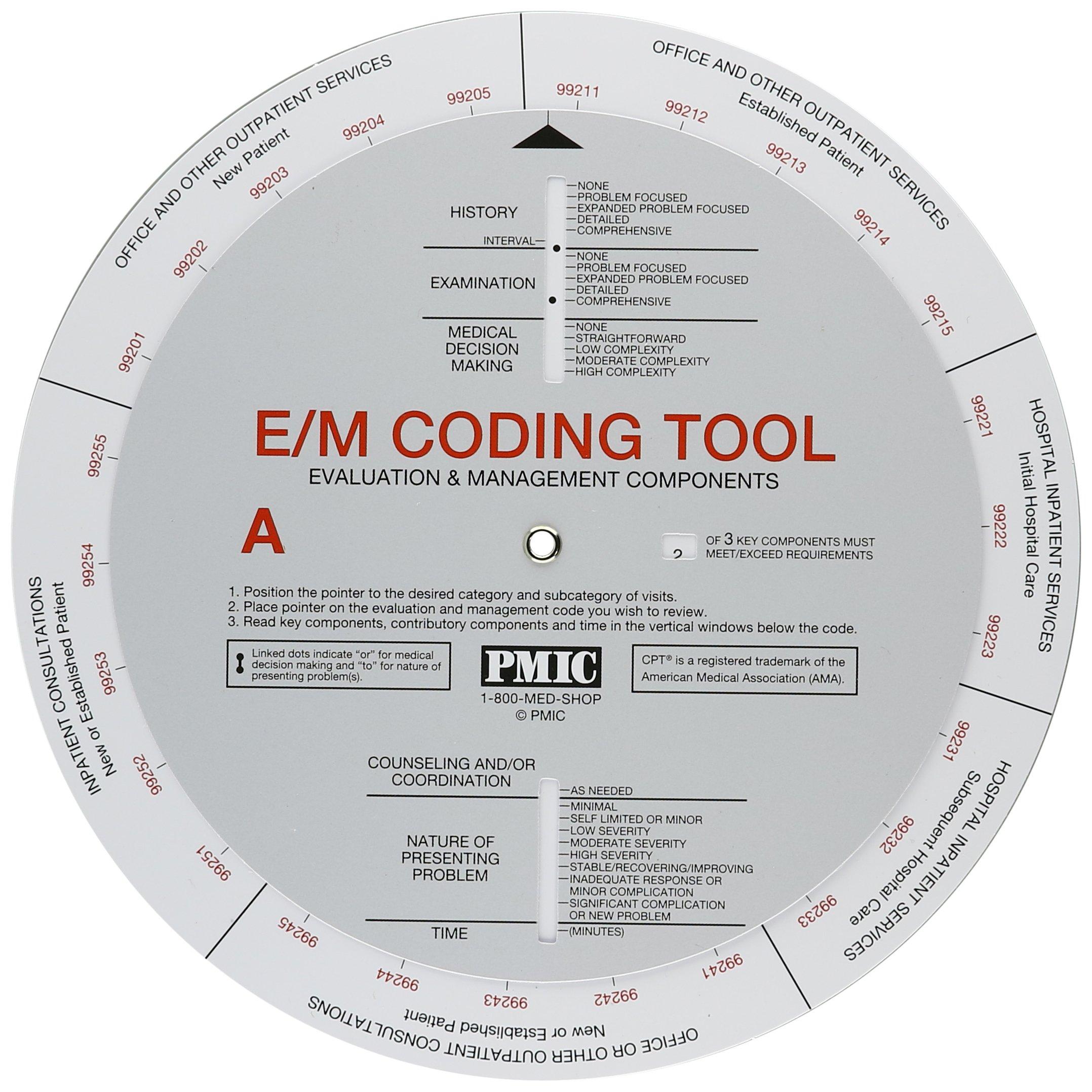 E/M Coding Tool PDF