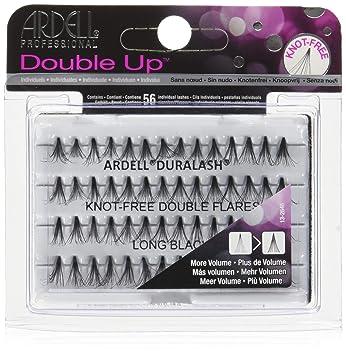39adb554632 Amazon.com : Ardell Double Individual Long Black Knot Free Naturals : Beauty