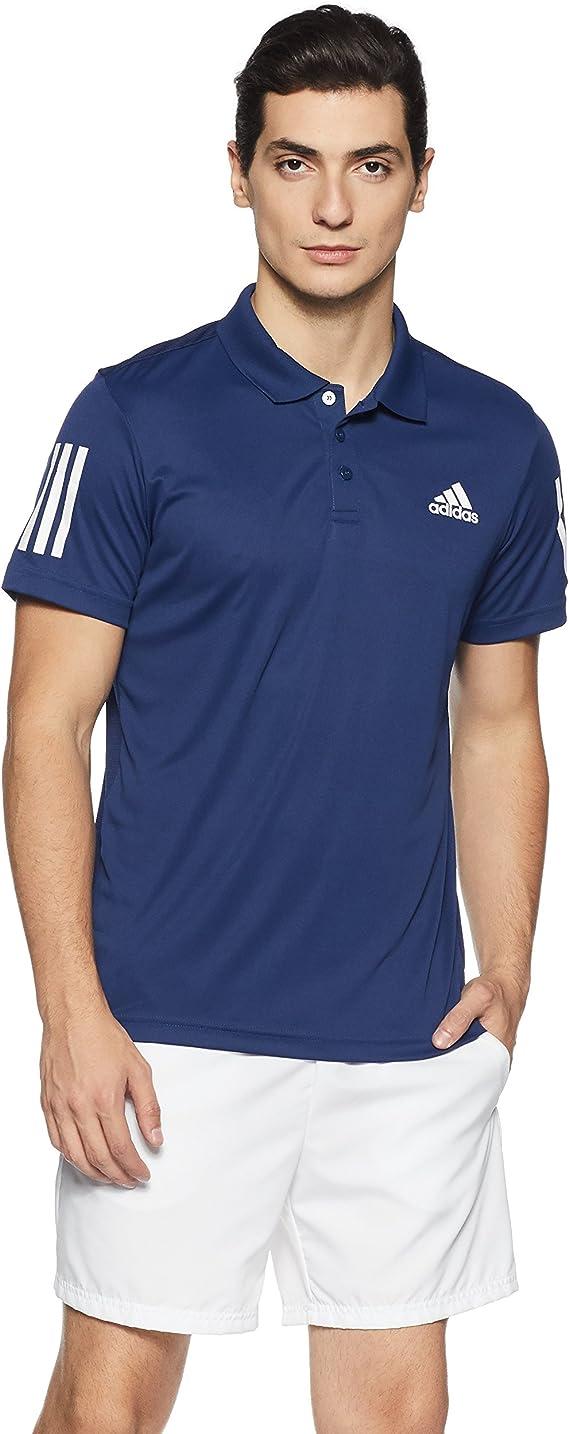 adidas Club Polo de Tenis, Hombre: Amazon.es: Ropa y accesorios