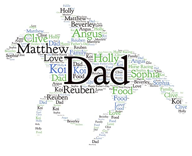Personalised word art horse racing jockey grand national dad personalised word art horse racing jockey grand national dad birthday gift digital image only gumiabroncs Images